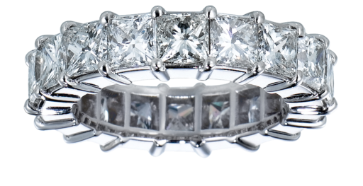Princess Platinum 5 carat £11 600.00
