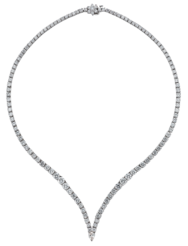 Be Mine, 18k White Gold, 16.72ct, £26000